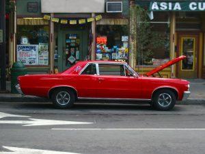 Rüyada Kırmızı Araba Almak
