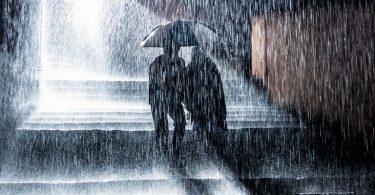 Rüyada Üzerine Yağmur Yağması