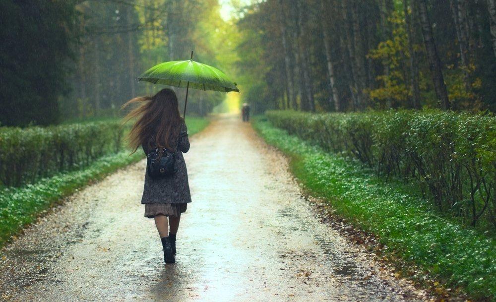 Rüyada Gündüz Üzerine Yağmur Yağması