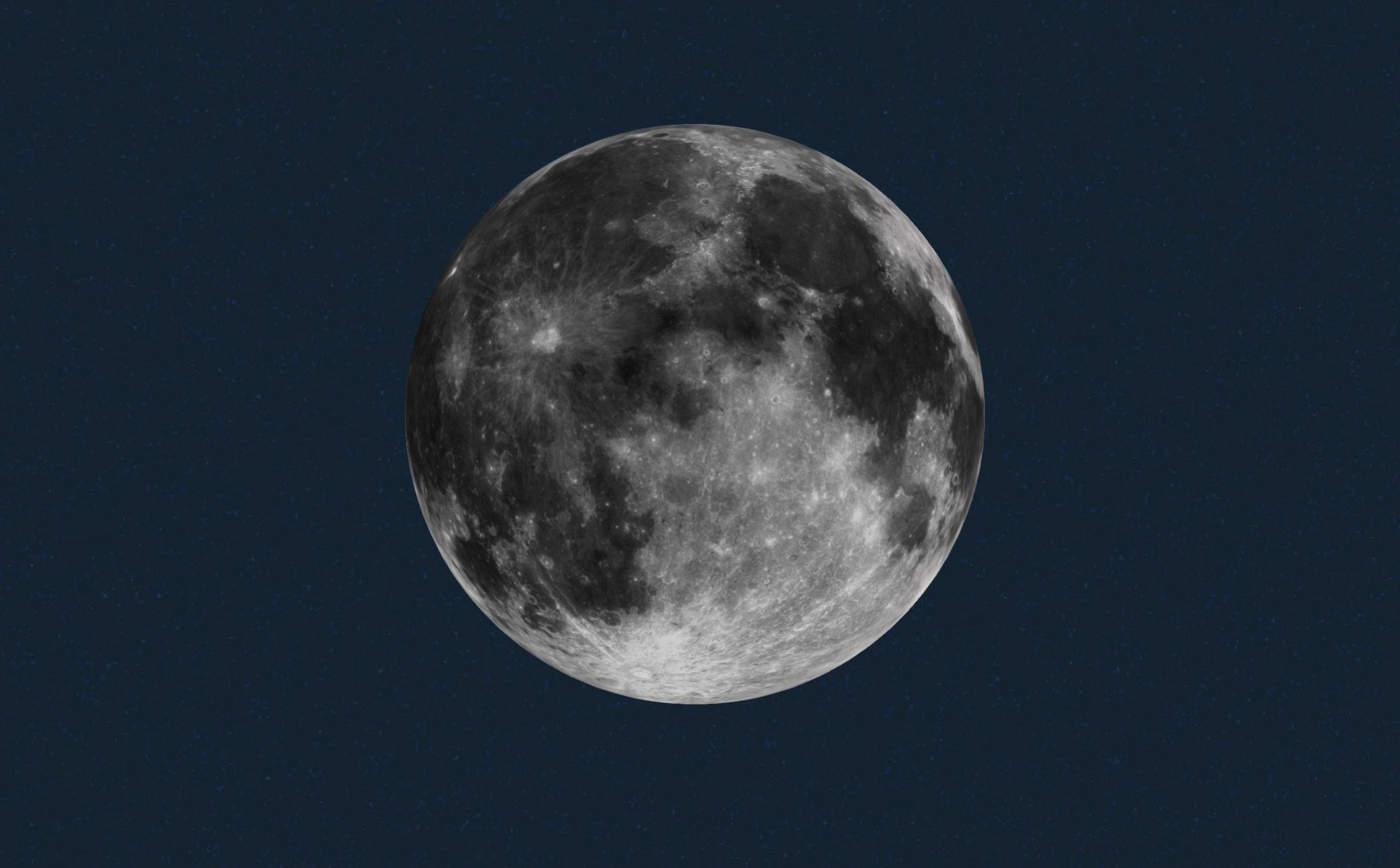 Rüyada Çarpışan İki Tane Ay Görmek