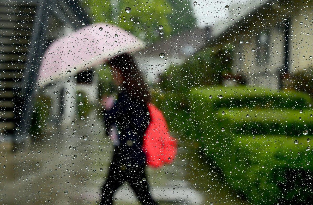 Rüyada Yazın Üzerine Yağmur Yağması