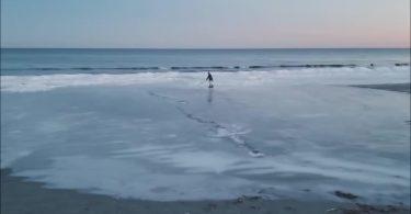 Rüyada Denizin Donduğunu Görmek