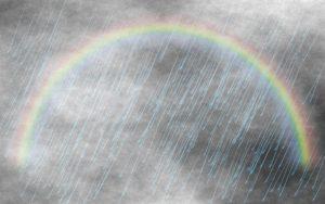 Rüyada Üstüne Yağmur Dolu Yağması