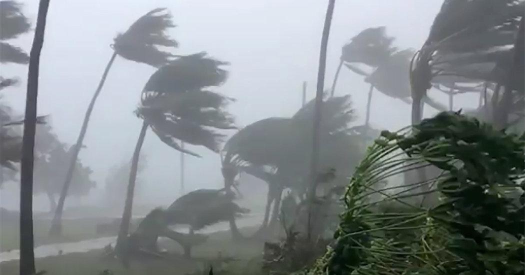 Rüyada Hortum Fırtınası Görmek ve Kaçmak