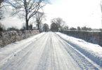 Rüyada Buzlu Yolda Yürümek