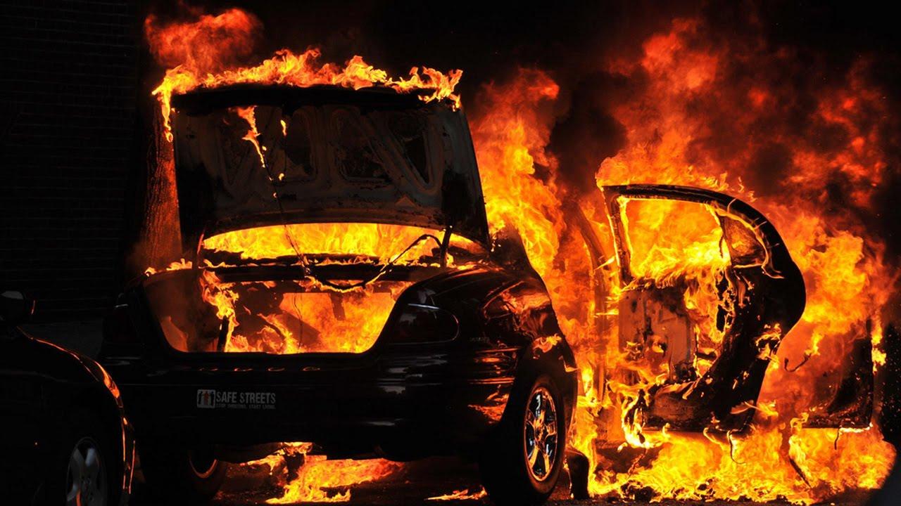 Rüyada Araba Yanması Ve Patlaması Görmek Ne Demek