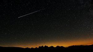 Rüyada Gökyüzünde Yıldız Kaydığını Görmek