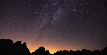 Rüyada Gökyüzünde Yıldız Görmek