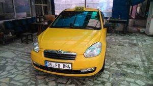 Rüyada Sarı Taksi Çağırdığını Görmek