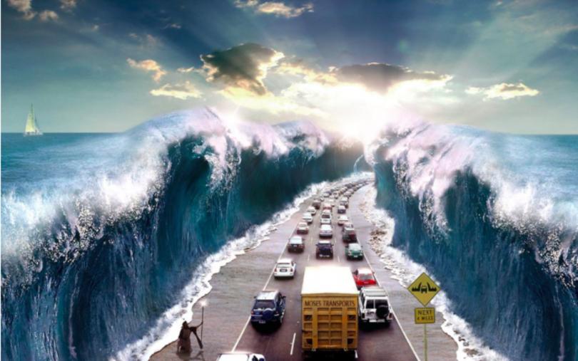 Rüyada Tsunamiden Kaçmak