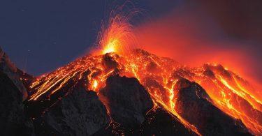 Rüyada Yanardağ Patlaması Görmek