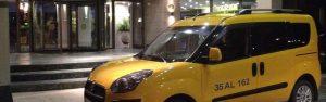 Rüyada Yolda Sarı Taksi Görmek