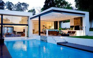 Rüyada Boş Ev Villa Gezmek