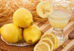 Rüyada Limon Suyu Görmek
