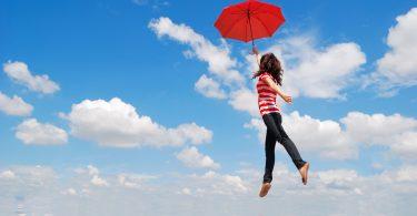 Rüyada Şemsiyeyle Uçmak