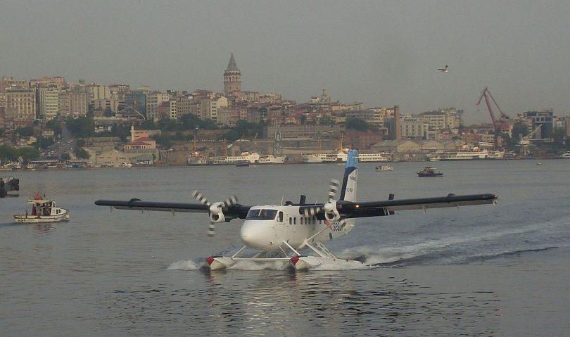 Rüyada Uçağın Denize Düşmesi