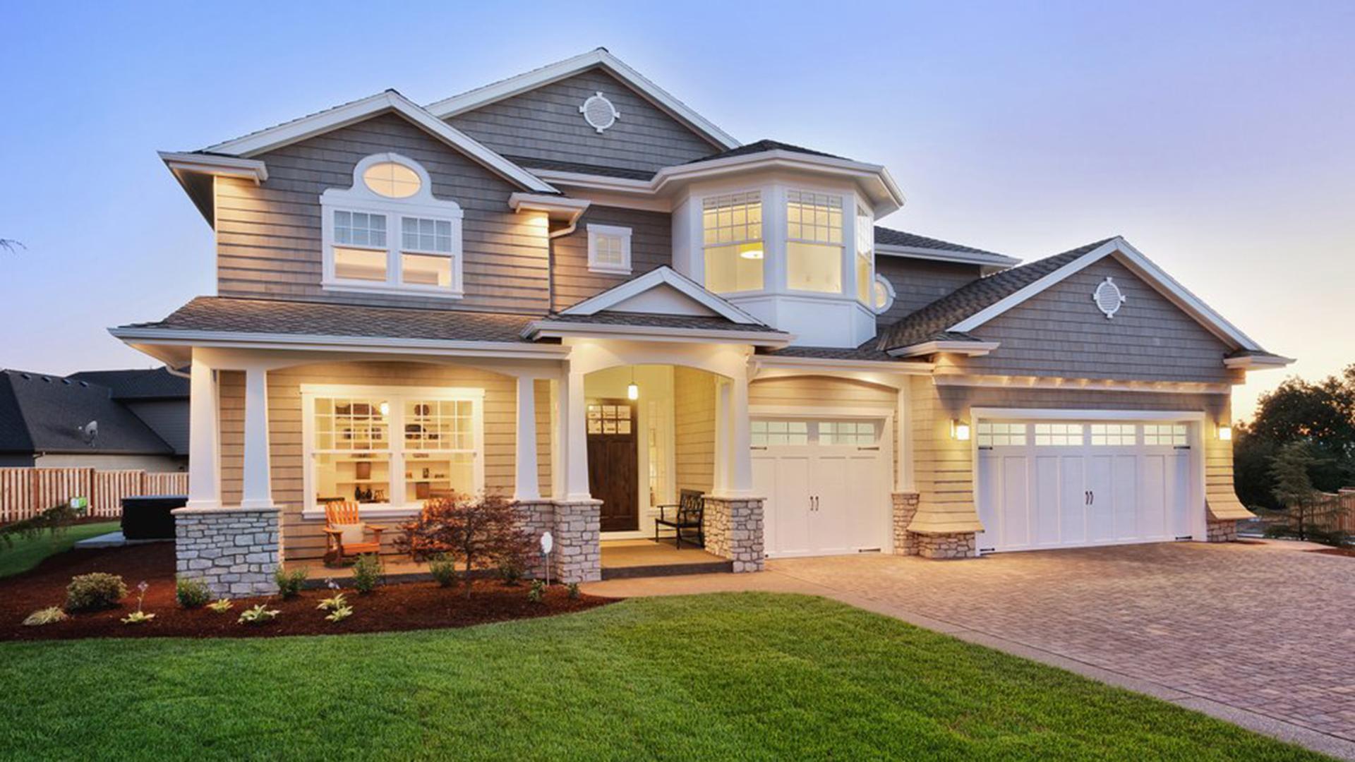 Rüyada Manzaralı Ev Görmek ve Yıkmak