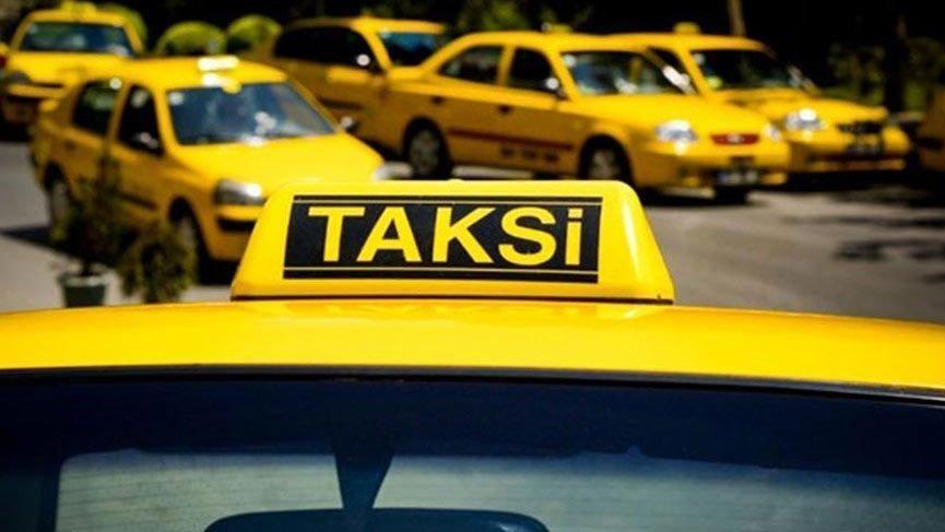Rüyada Dolu Ticari Taksi Görmek