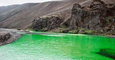 Rüyada Yeşil Nehir Görmek