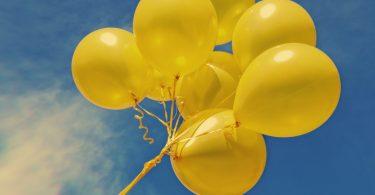 Rüyada Sarı Balon Görmek