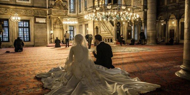 Rüyada Camide İmam İle Nikahı Kıyıldığını Görmek