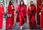 Rüyada Kırmızı Kıyafet Giymek