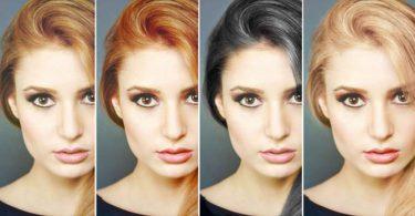 Rüyada Saç Rengi Değiştirmek