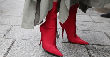 Rüyada Kırmızı Çizme Görmek