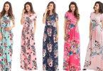 Rüyada Çiçekli Elbise Giymek