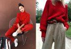 Rüyada Kırmızı Kazak Giymek