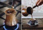Rüyada Türk Kahvesi Pişirmek