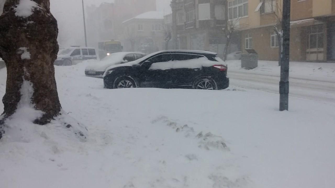 Rüyada Kar Kıyamet Fırtına Görmek