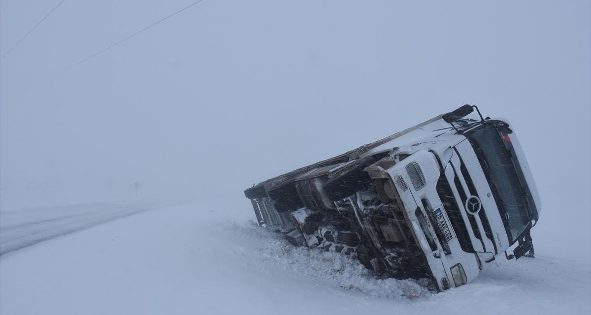 Rüyada Şiddetli Kar Fırtına Görmek